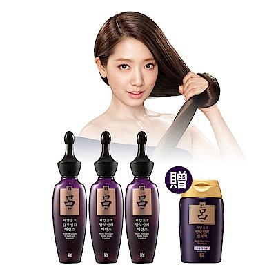 呂Ryo 強化髮根頭皮精華液3件組
