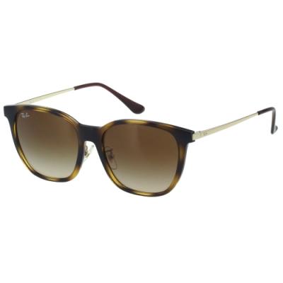 RAY BAN 太陽眼鏡(琥珀色)