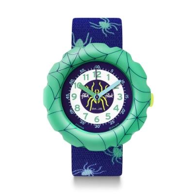 FlikFlak 兒童錶 TARANTULINO 就愛蜘蛛-36.7mm