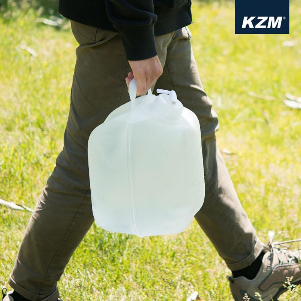 KZM 多功能手提折疊水箱10L