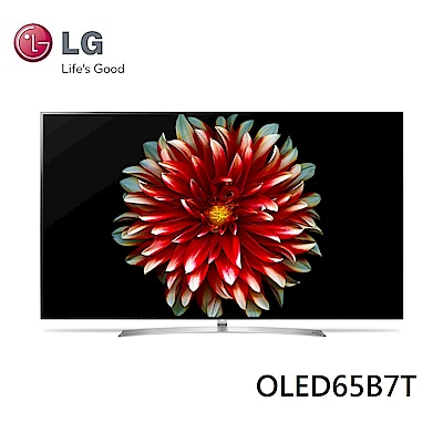 LG樂金 65型OLED 4K液晶電視OLED65B7T