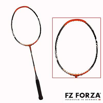 FZ FORZA Titanium Ti-7000 CNT碳纖維羽球拍(橘)