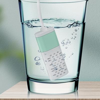 澄境 1+1組合 快速次氯酸水製造機+無線藍光奈米霧化酒精噴霧槍/防疫必備/環境消毒/消毒水
