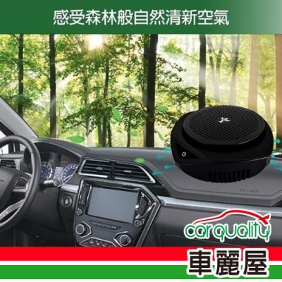 【MASHIN 麻新電子】森呼吸車載空氣清淨機(EA-500魅影黑)