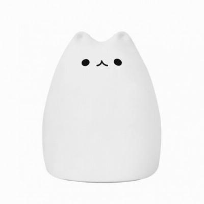 KINYO LED多彩福貓氣氛燈 LED-6535