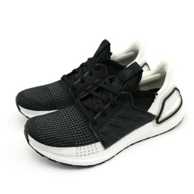 ADIDAS UltraBOOST 19 男跑步鞋-B37704
