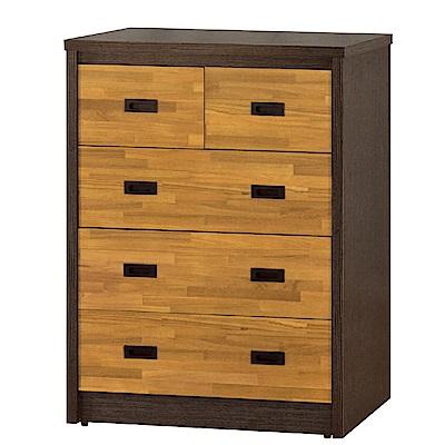 MUNA 集成雙色3尺大四斗櫃 90X50X120cm