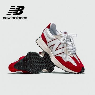 Yahoo獨家-[New Balance] 復古鞋_中性_紅色_MS327PE-D楦