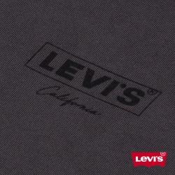 Levis 男款 短袖T恤 復古Box Logo CoolMax吸濕排汗