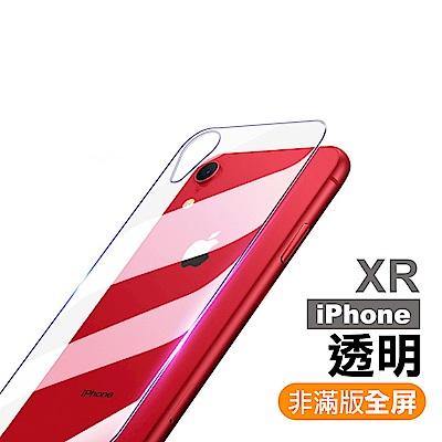 iPhone XR 背膜 鋼化玻璃膜 透明 保護貼 ( iPhoneXR保護貼 XR保護貼 )