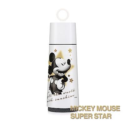 迪士尼Disney Super Star#304不鏽鋼儲物保溫杯350ml(快)