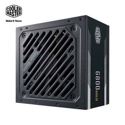 Cooler Master G800 GOLD 800W 80Plus金牌 電源供應器