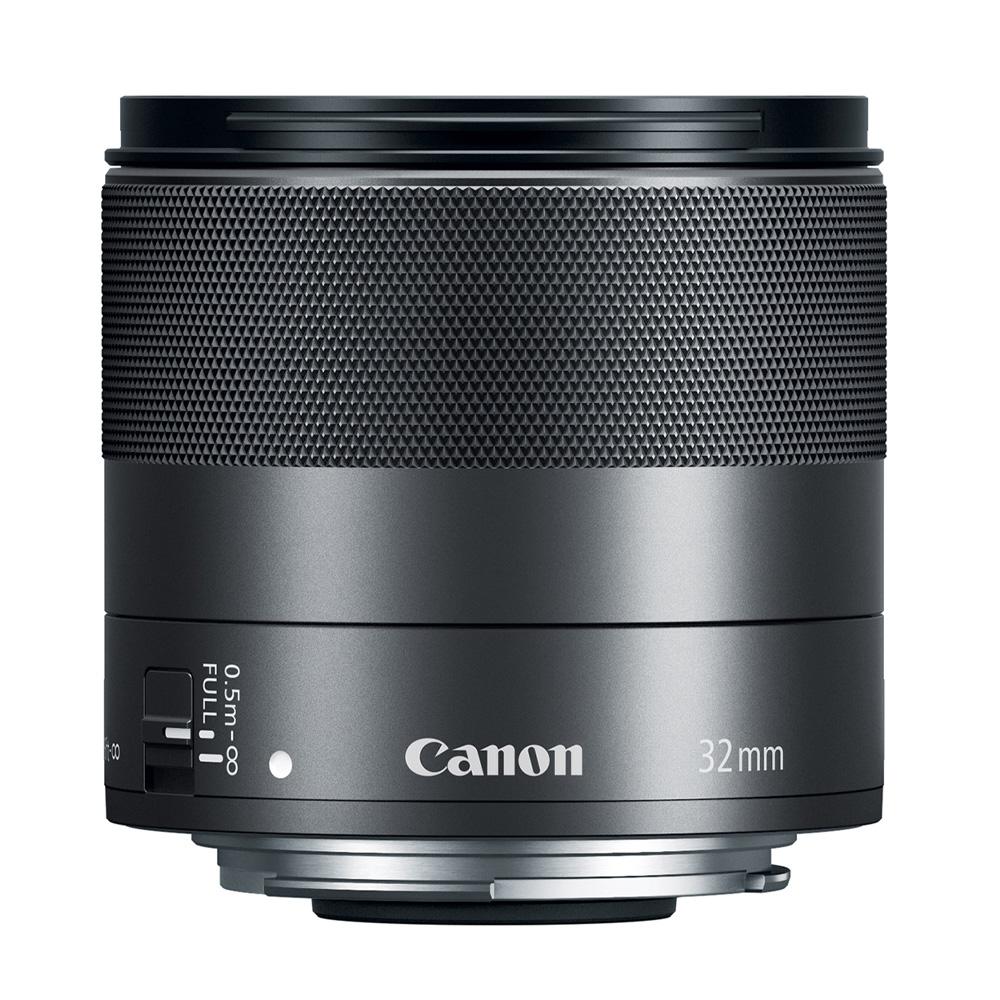 Canon EF-M 32mm F1.4 STM 大光圈定焦鏡頭(公司貨)