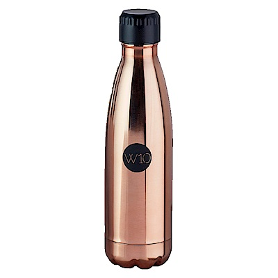 W10 曲線保溫瓶-KENSINGTON玫瑰金
