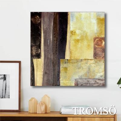 TROMSO百勝藝術立體抽象油畫-W418