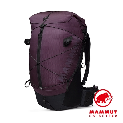 【Mammut】Ducan Spine 28-35 輕量健行後背包 銀河紫/黑 #2530-00360
