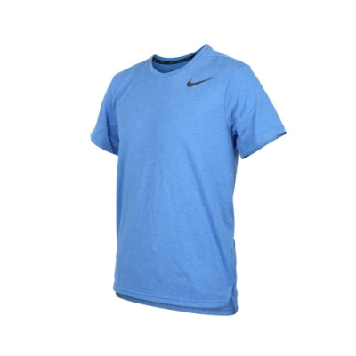 NIKE 男 短袖T恤 藍黑