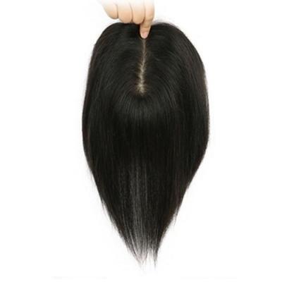 米蘭精品 假髮片真髮絲-30cm補髮片自然逼真女假髮母親節禮物73us9
