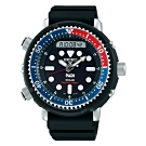 SEIKO精工 PROSPEX PADI聯名款200米潛水太陽能雙顯錶(SNJ027P1)