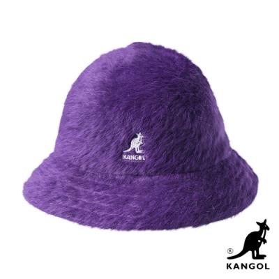 KANGOL-FURGORA鐘型帽-紫色