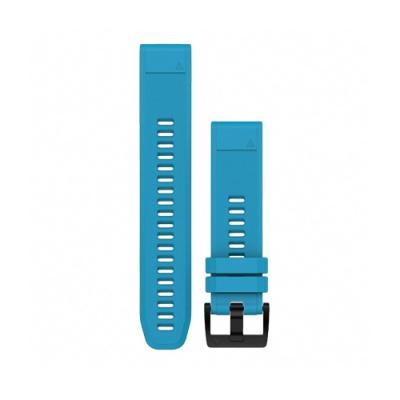 GARMIN QUICKFIT 22mm 岩石藍矽膠錶帶