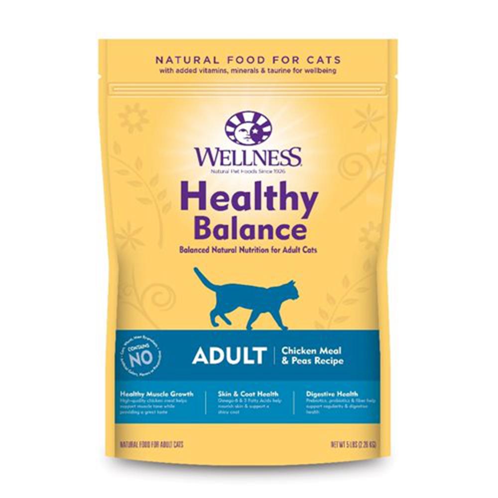 【加碼贈送抓板】Wellness 健康均衡 成貓 經典美味食譜12磅