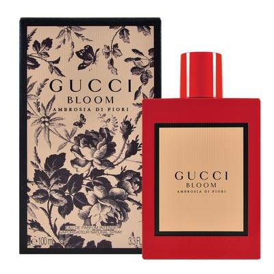 Gucci 花悅馥意濃郁女性淡香精 香水 100ml Gucci Bloom Ambrosia di Fiori EDP Intense