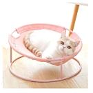 寵愛有家-貓犬夏季可拆洗舒適床(寵物用品)