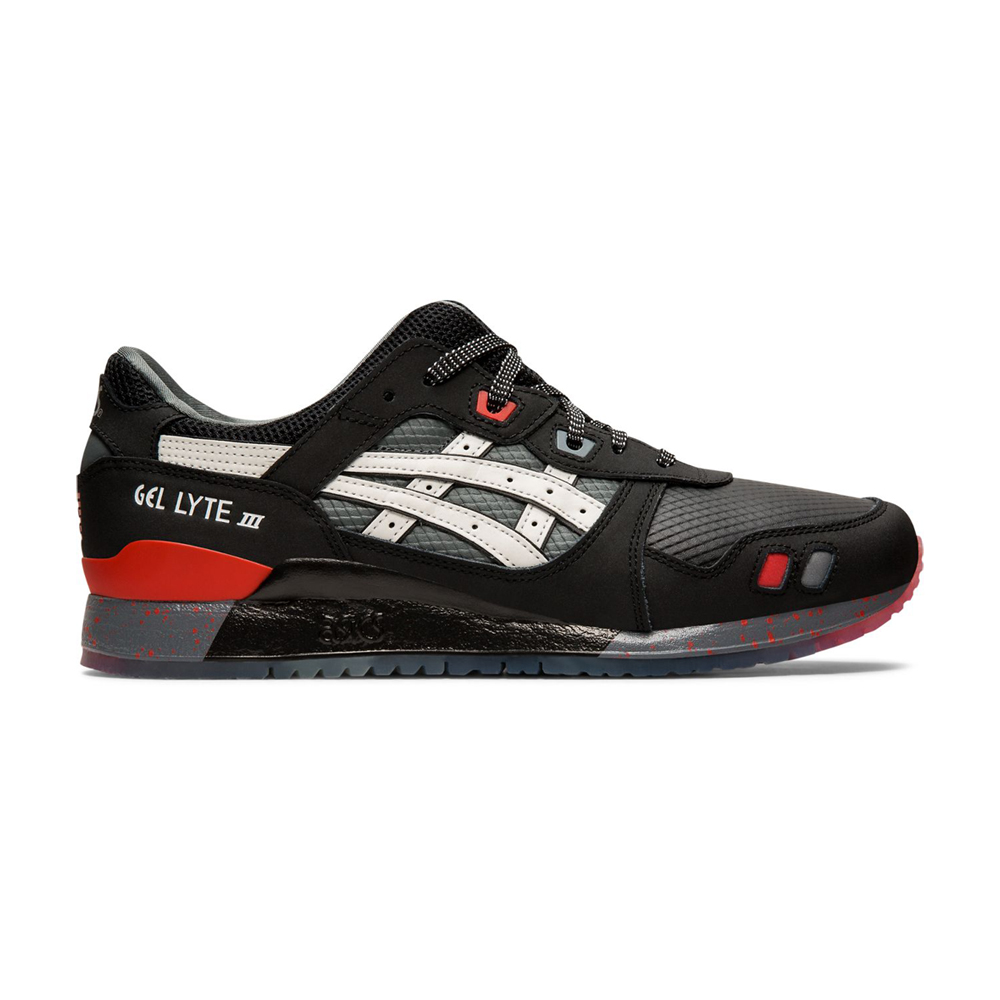 ASICS GEL-LYTE III GI Joe男休閒鞋 (黑)