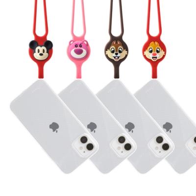 BONE-頸掛 iPhone 12系列 透明機殼 原創 & 迪士尼