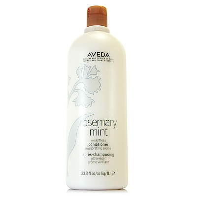 AVEDA 迷迭薄荷潤髮乳1000ml(附專用壓頭/正統公司貨)
