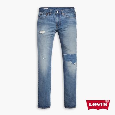 Levis 男款 511低腰修身窄管牛仔長褲 Cool Jeans
