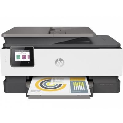 HP OfficeJet Pro 8020 彩色無線噴墨多功能事務機 (1KR67D)