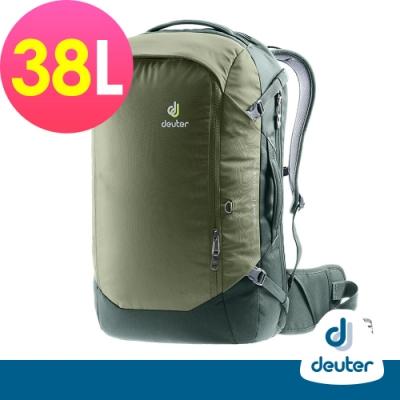 【deuter德國】Aviant Access 38L手提後背兩用包3511020橄欖綠