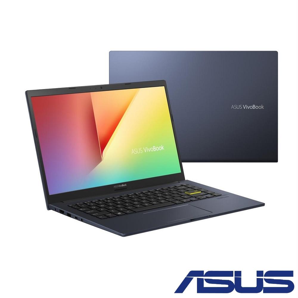ASUS X413FA 14吋筆電 (i5-10210U/8G/512GB SSD/VivoBook 14/酷玩黑)