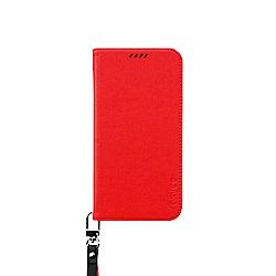 Araree Galaxy S6 義大利進口側掀布套