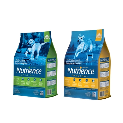 Nutrience紐崔斯ORIGINAL田園糧《雞肉+田園蔬果》 11.5kg(25lbs) 送全家禮卷100元*1張