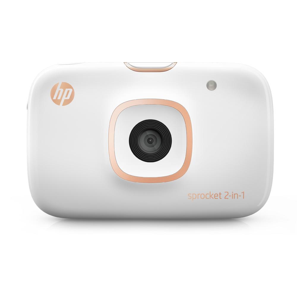 HP Sprocket 2-in-1 口袋相印機(公司貨)
