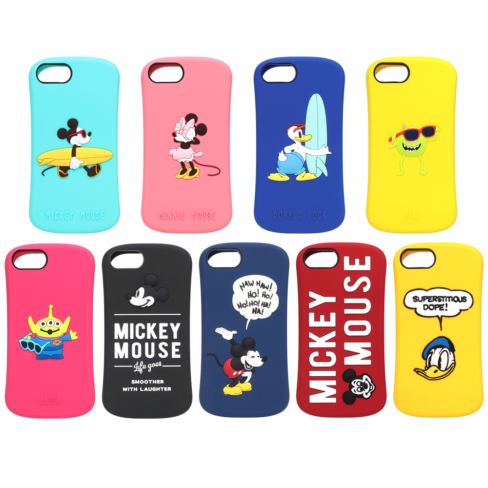 iPhone SE2/8/7/6s 4.7吋 迪士尼 可愛/矽膠 軟殼