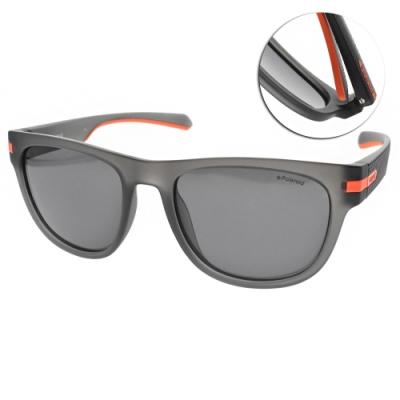 Polaroid 水銀偏光太陽眼鏡 簡約霸氣款/霧灰 #PLD2065S RIWM9