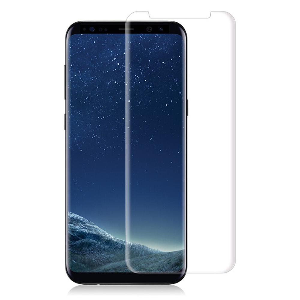 三星 Galaxy S8 曲面全膠貼合 9H 透明 鋼化玻璃膜 @ Y!購物