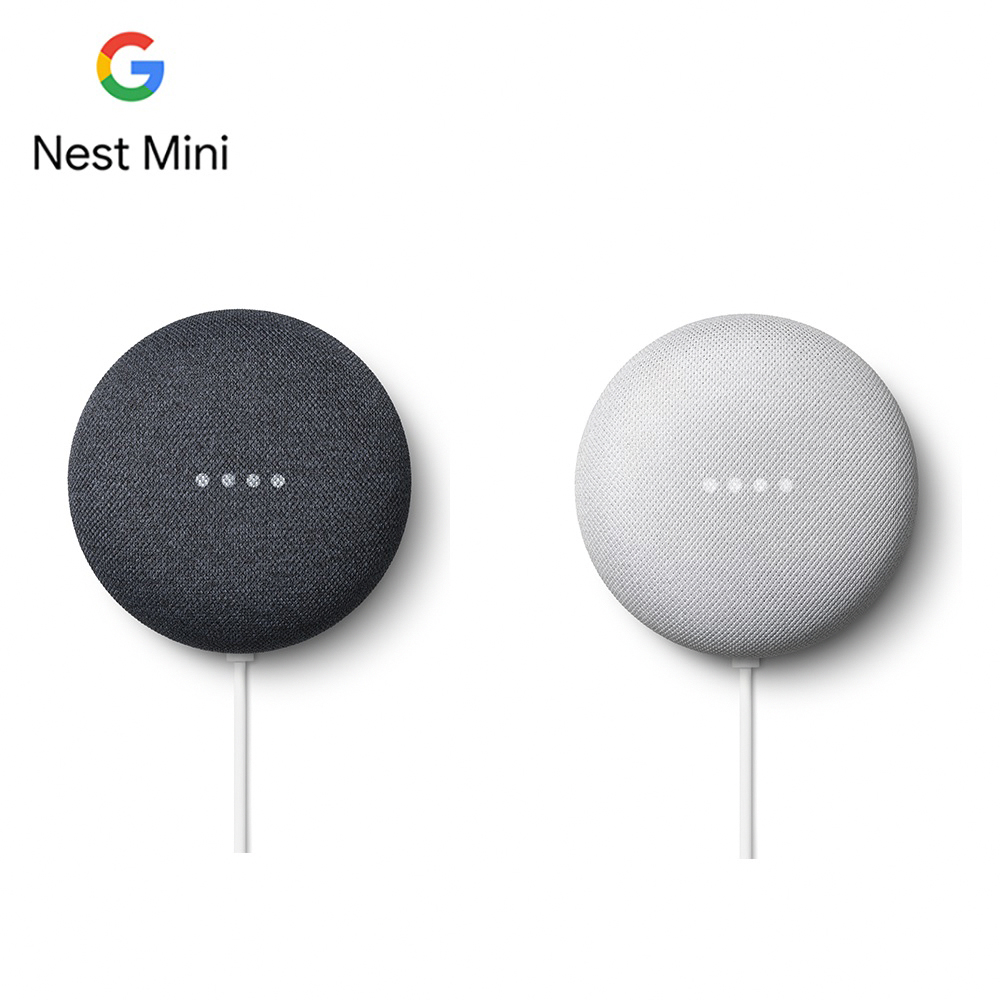 Google Nest Mini (第二代智慧音箱)  熱銷推薦