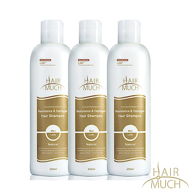 HAIR MUCH SPA放鬆養髮洗髮乳3入組