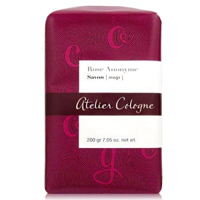 Atelier Cologne 歐瓏 暗夜玫瑰(無名玫瑰)香氛皂200g 無盒版