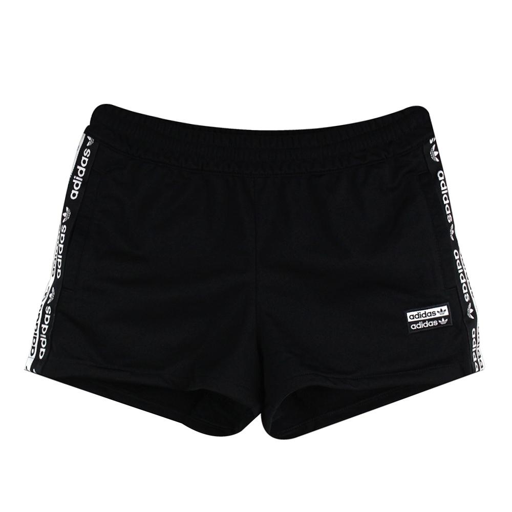 ADIDAS 女 Tape Shorts 運動短褲