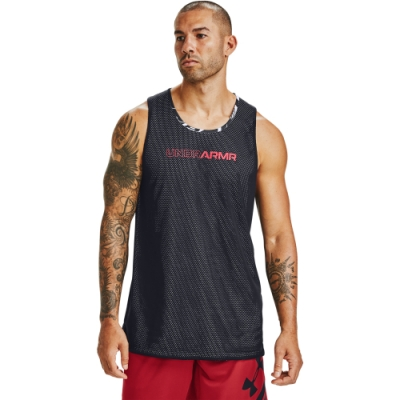 【UNDER ARMOUR】男 Baseline背心T-Shirt