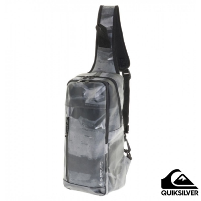 【QUIKSILVER】BLOCK ONE SHOULDER BAG 防潑水單肩後背包 彩色