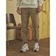 CACO-剪接V型束腳褲(三色)-情侶款-男【A1AR033】 product thumbnail 1