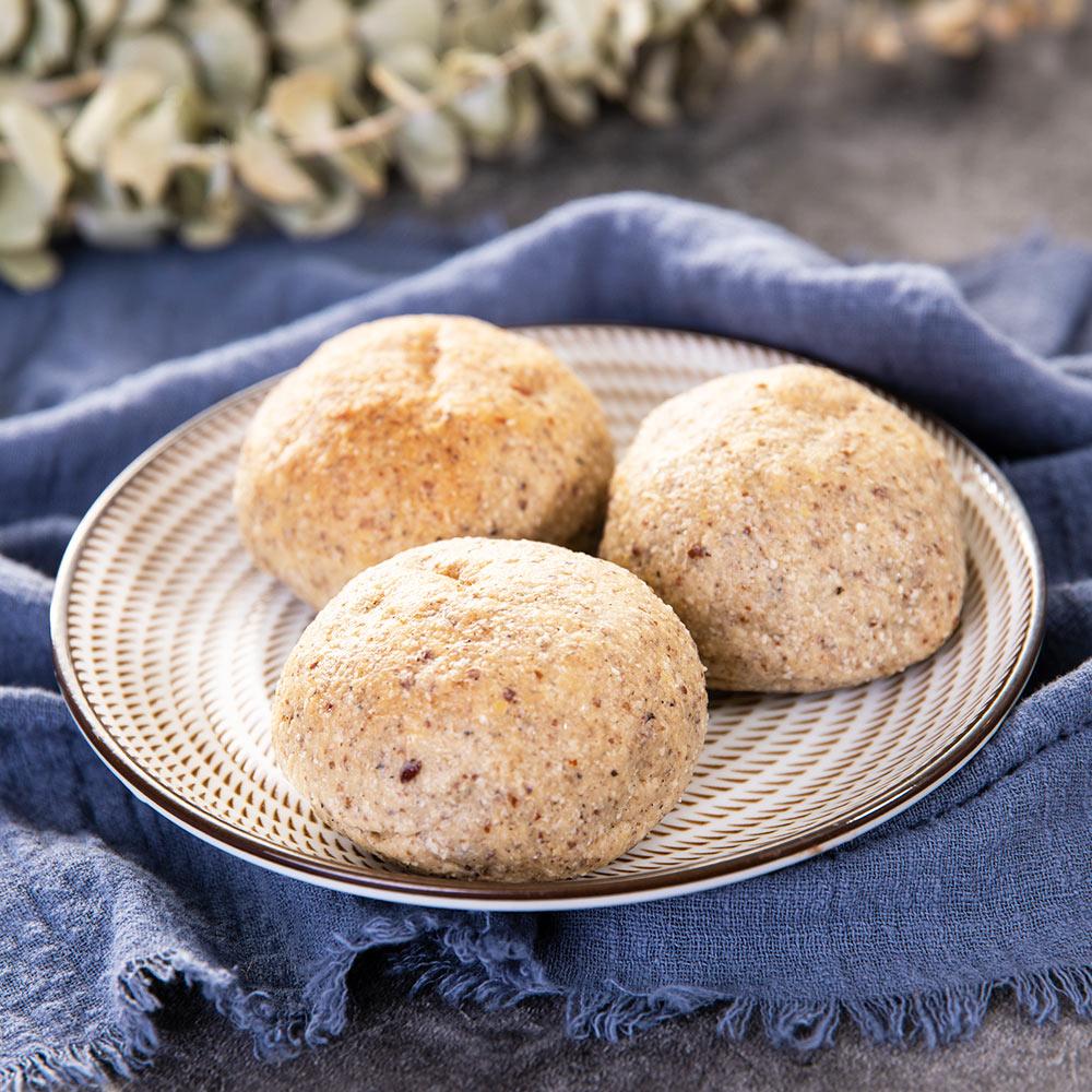 樂活e棧-微澱粉麵包系列-手工小餐包(3個/包)