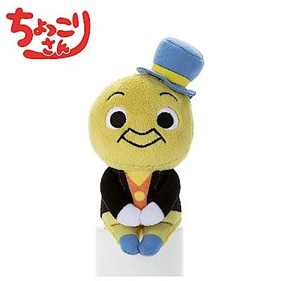 日本正版授權木偶奇遇記吉明尼蟋蟀排排坐玩偶拍照玩偶286438